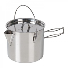 Campfire Compact Stainless Steel Billy Kettle