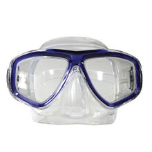 Land & Sea Aristocrat Twin Lens Silicone Mask