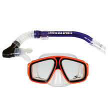 Land & Sea Daydream Mask & Snorkel Set