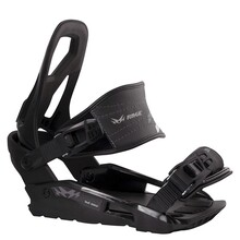 SP Snowboard Bindings Rage RX540 black M/L