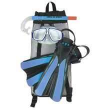 Land & Sea Platypus Snorkel Bag Set