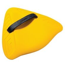 Finis Alignment Kickboard With Hand Strap Yellow