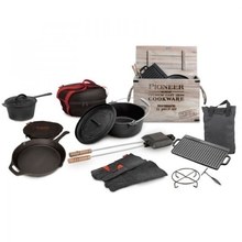 Campfire Cast Iron Macquarie 11 Piece Boxed Set