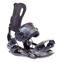 SP Snowboard Bindings Rage FT270 black M