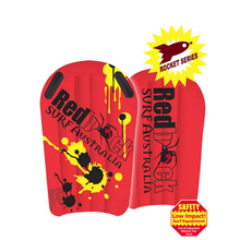 Redback Junior Surf Rocket 95cm Red