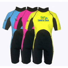 Land & Sea Junior 2mm Springsuit
