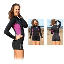 Adrenalin Wahine Ladies Long Sleeve Spring Wetsuit
