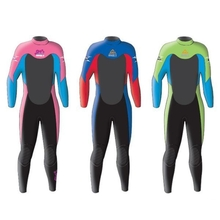 Adrenalin Radical-X Super Stretch Long Sleeve Steamer Junior Wetsuit