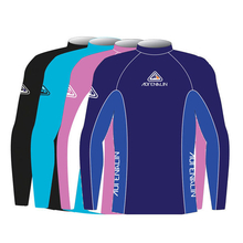 Adrenalin Junior Rash Vest Lycra Long Sleeve