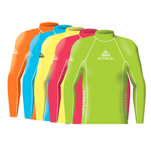 Adrenalin Junior Rash Vest Lycra Long Sleeve High Visibility