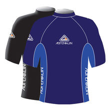 Adrenalin Mens Rash Vest Lycra Short Sleeve