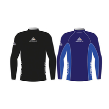Adrenalin Mens Rash Vest Lycra Long Sleeve