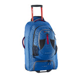 Caribee Europa 60L Travel Wheelie Pack Atlantic Blue