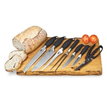 Campfire Professional 8 Piece Stainless Steel Knife Set