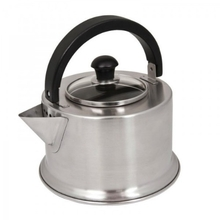 Campfire Premium Stainless Steel Camp Kettle 2.5L