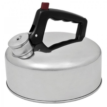 Campfire Camping Stainless Steel Whistling Kettle 2L