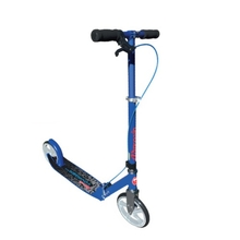 Adrenalin Voyager Push Scooter with Hand Brake Foldable Scooter