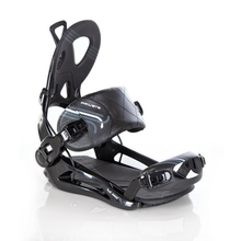 SP Snowboard Bindings RAGE Private FT 540 Black Small