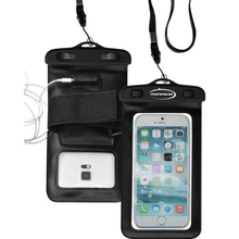 Mirage Waterproof Phone Pack With Earpiece & Armband