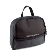 Ocean & Earth Mens GTS Toilet Bag Black