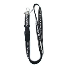 Ocean & Earth Mens Tape Lanyard