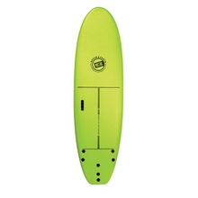 Ocean & Earth Surf School Board Lime