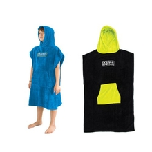 Ocean & Earth Youth  Hooded Poncho