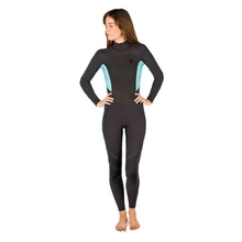Ocean & Earth Ladies Back Zip Steamer