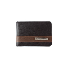 Ocean & Earth Mens Clubin Leather Wallet