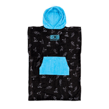 Ocean & Earth Kids Hooded Poncho Towel