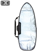 Ocean & Earth Red Barry Super Wide Fish Board Cover