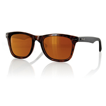 Carve Wow Vision Tortt W/Mat Blk Polarized Sunglasses