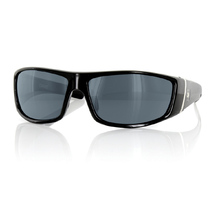 Carve Mens DC Sunglasses Black