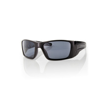 Carve Demolition Black Polarized Signature Sunglasses
