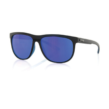 Carve Adult Matrix Sunglasses Matt Black/ Clear Blue Revo