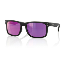 Carve Goblin Matt Black Purple Revo Sunglasses