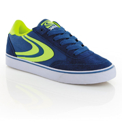 Carve Footy Boys Shoe Blue
