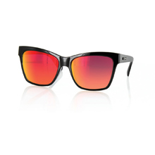 Carve Gomez Black Red Revo Sunglasses