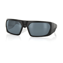 Carve Hurricane Matt Black Polarised Sunglasses
