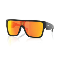 Carve Limitless Matt Black Revo Sunglasses