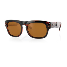 Carve King Cobra Tort Polarized Sunglasses