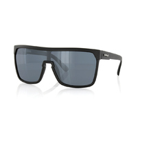 Carve La Ropa Matt Black Polarized Sunglasses