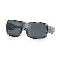 Carve Mojo Men's Black Streak Polarized Sunglasses
