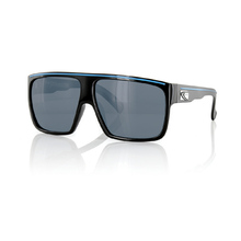 Carve The Stranger Men's Black Polarized Sunglasses