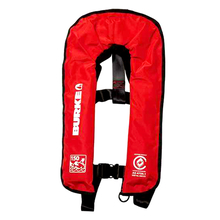 Burke 150N Red Standard Inflatable PFD