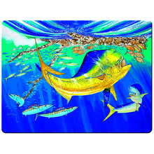 Rivers Edge Dorado Glass Cutting Board