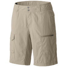 Columbia Women's Silver Ridge Cargo Short Fossil