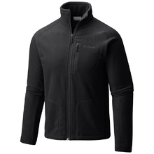 Columbia Women's Fast Trek II Full Zip Jumper Fleece Black