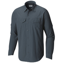 Columbia Men's Silver Ridge Long Sleeve Shirt Mystery
