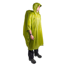 Sea to Summit Ultrasil 15D Trap Poncho (Lime)